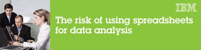 Learn more about The Risks of Using Spreadsheets for Data Analysis