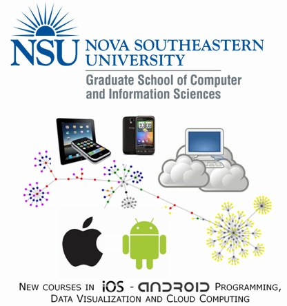 NSU New Courses: iOS/Android Programming, Data Visualization