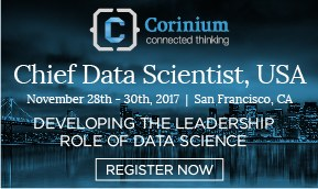 Chief AI Officer and Chief Data Scientist events, San Francisco, Nov 28-30 – special Offer