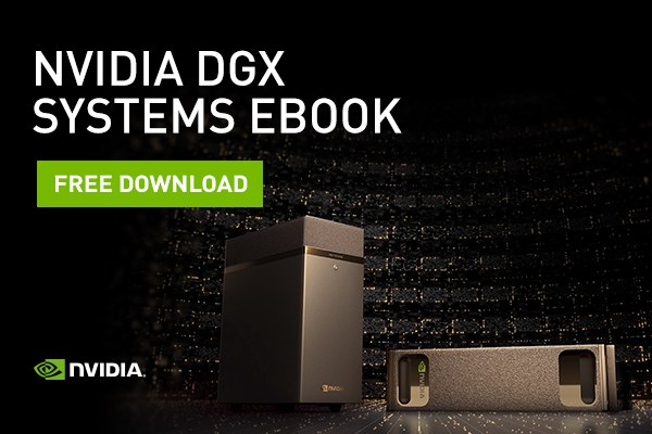 Download NVIDIA DGX Systems eBook