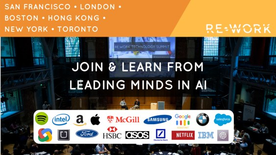 Deep Learning in Robotics and Healthcare Summits: Join & save with offer