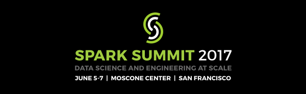 Spark Summit – Explore the future of Data Science and Machine Learning, San Francisco, June 5-7 – Offer