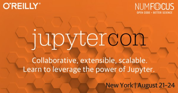 JupyterCon, New York August 21-24