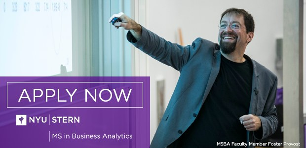 NYU Stern MS in Business Analytics – Apply Now