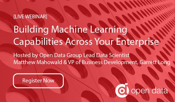 MLaaS: Best Practices for Machine Learning as a Service platform, Apr 5 Webinar