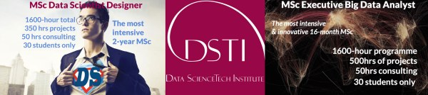 MSc Programmes - Data ScienceTech Institute