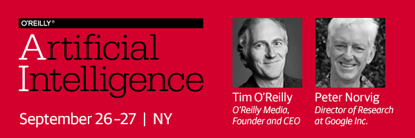 O'Reilly AI Conference Last Chance