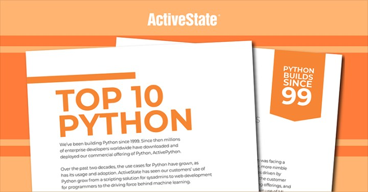Top 10 Python Use Cases