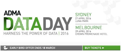 Adma Data Day April 2016