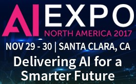 AI Expo North America, Santa Clara, Nov 29-30, 2017