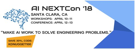 Ai Nextcon Santa Clara 2018 April