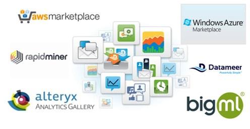 Analytics Marketplaces in 2013