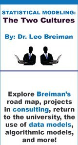 Statistical Modeling: The Two Cultures, by Dr. Leo Breiman