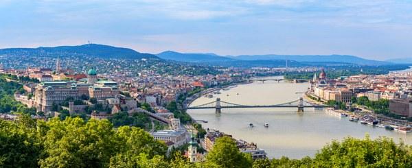 Budapest Panorama 600