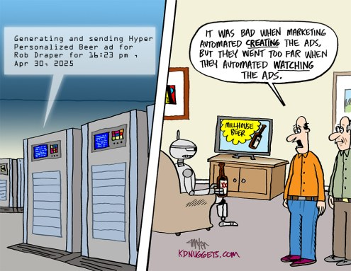 Cartoon: When Automation Goes Too Far