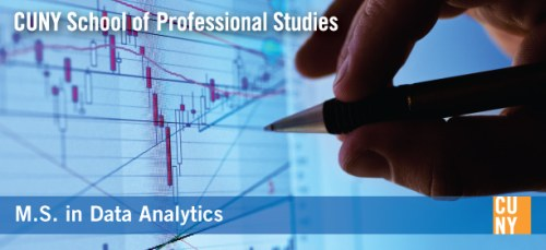 CUNY Online MS in Data Analytics