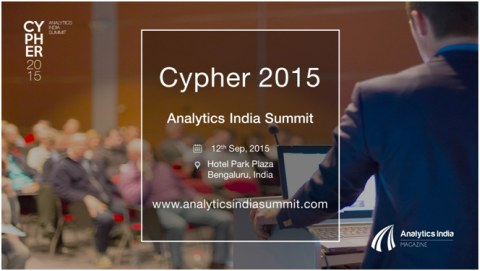 Cypher 2015 Analyticsindia