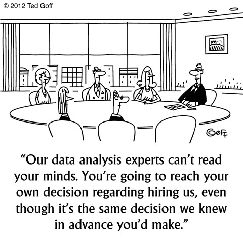 Data Science Cartoon