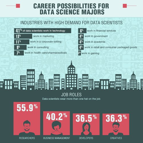 Data Scientist Career Industry