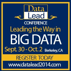 Berkeley DataLead conference, Sep 30- Oct 2, 2014