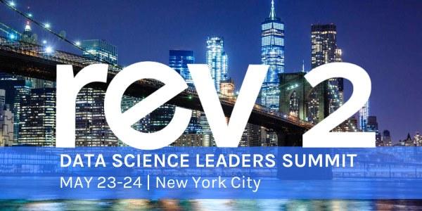 Rev Summit for Data Science Leaders featuring Daniel Kahneman