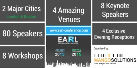 Earl Conferences 2015