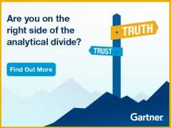 Are you on the right side of the analytical divide?
