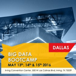 Gbdc Bigdata Bootcamp Dallas 2016 May