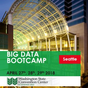 Gbdc Bigdata Bootcamp Seattle 2018 April