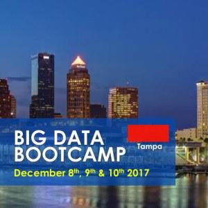 Big Data Bootcamp, Tampa, Dec 8-10