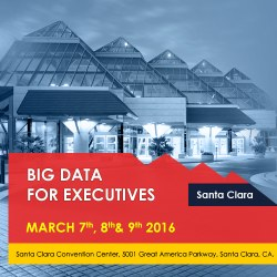 Gbdc Big Data Executives Santa Clara 2016 March 7-9