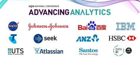 KDnuggets Advancing Analytics Conference, Melbourne, Australia, 6 October – New Speakers