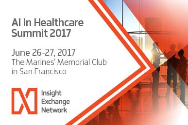 AI in Healthcare Summit, San Francisco, June 26-27 – Offer