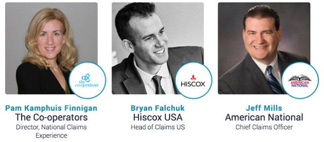 Mining Data for Efficient, Personalized Claims: Co-operators, Hiscox and American National