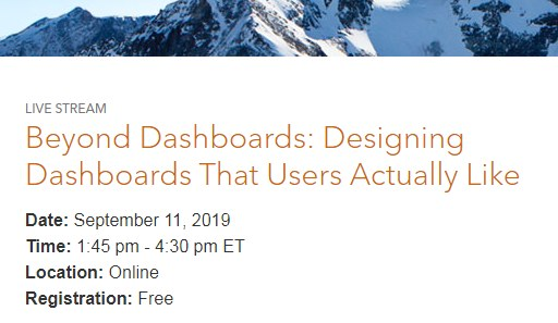 Jmp Beyond Dashboards 2019 Sep 11