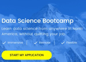 K2 Data Science Bootcamp
