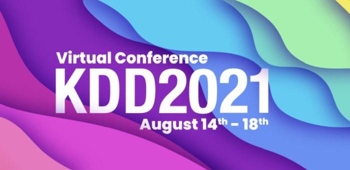 Kdd 2021 Virtual