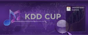 KDD Cup 2011