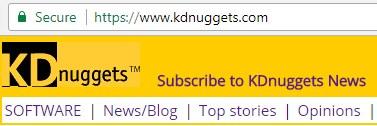 KDnuggets Secure