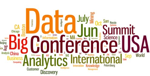 Meetings on Analytics, Big Data, Data Mining, Data Science in June-October 2014
