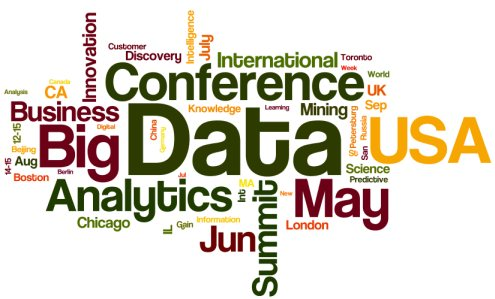 Meetings on Analytics, Big Data, Data Mining, Data Science in May-Sep 2014