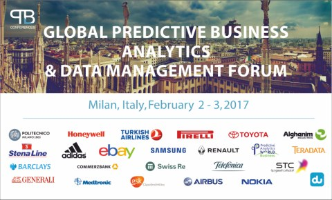 Milan Predictive Analytics Forum 2017