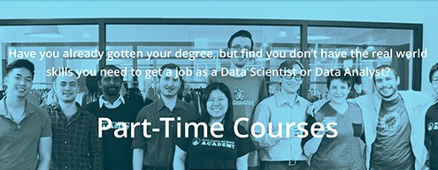 Nycdsa Part Time Courses
