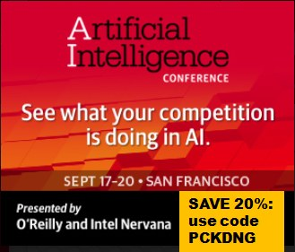 Free Pass to The AI Conference, San Francisco, Sep 17-20