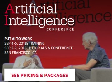 AI Conference, Sep 4-7, NYC – Offer
