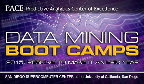 PACE Data Mining Boot Camps