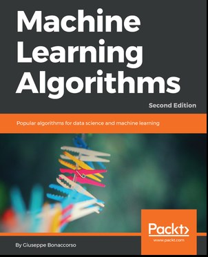 Packt Machine Learning Algorithms 2nd Ed