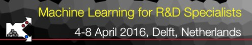 Perclass Machine Learning Delft, April 2016