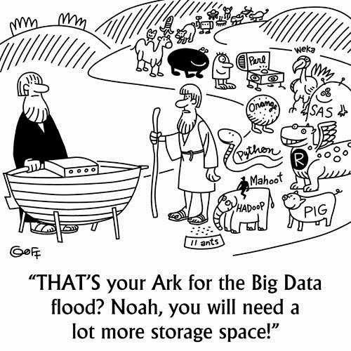 Preparing for the Big Data Flood