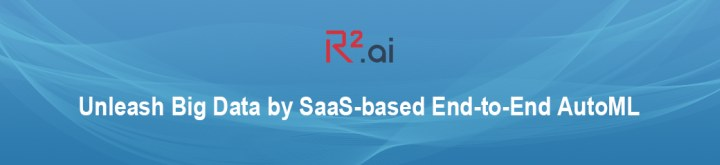 Unleash Big Data by SaaS-based End-to-End AutoML